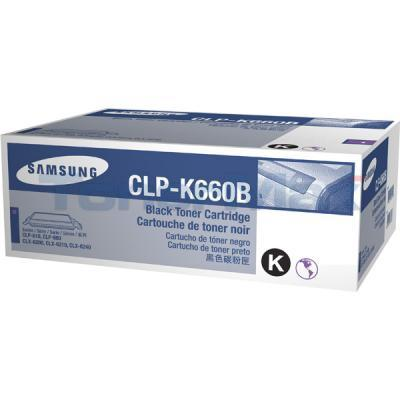 SAMSUNG CLP610ND TONER CARTRIDGE BLACK 5.5K